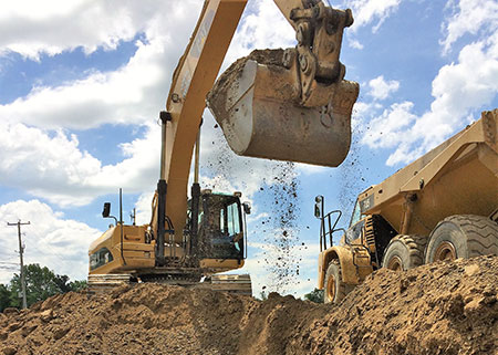 Earthwork Services in Erie, PA